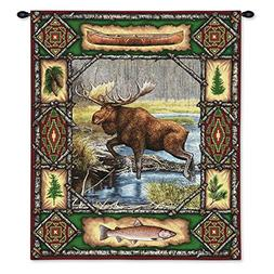 Pure Country Weavers - Moose Lodge Hand Finished European St