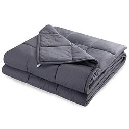 Anjee Weighted Blanket for Adults , Perfect Heavy Blankets T