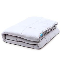LUNA Weighted Blanket  | 100% Organic Breathable Cotton –