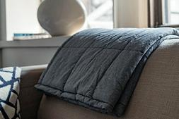 Yorkville Weighted Blanket - 100% Cotton Anxiety Sensory Bla